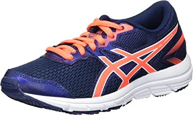 Asics Gel-Zaraca 5 GS, Zapatillas de Running Unisex Niños, Azul ...