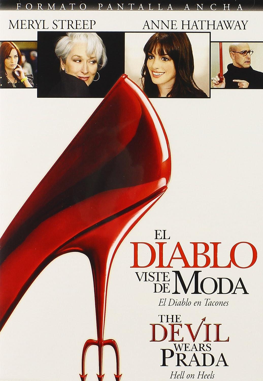 Amazon Com Devil Wears Prada Spanish Devil Wears Prada Movies Tv