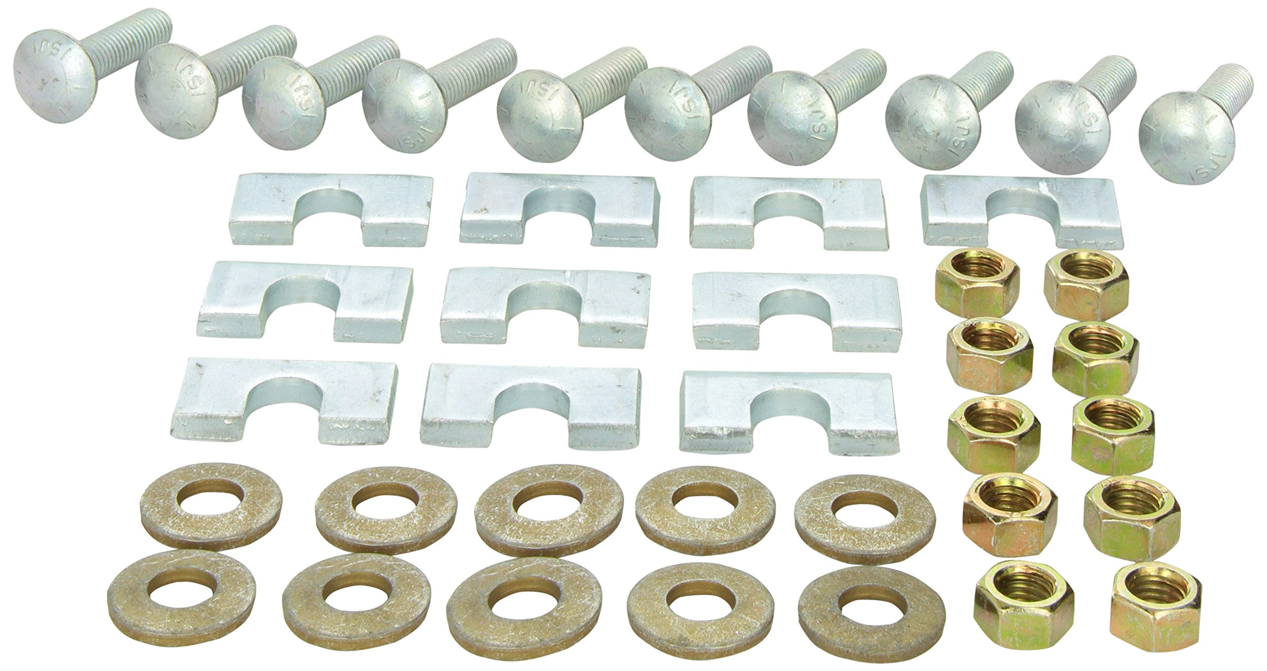 Reese Towpower 58504 Fifth Wheel Rail Mounting Hardware Kit by Reese Towpower