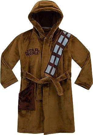 STAR WARS - Bata para niños - Chewbacca: Amazon.es: Ropa y accesorios