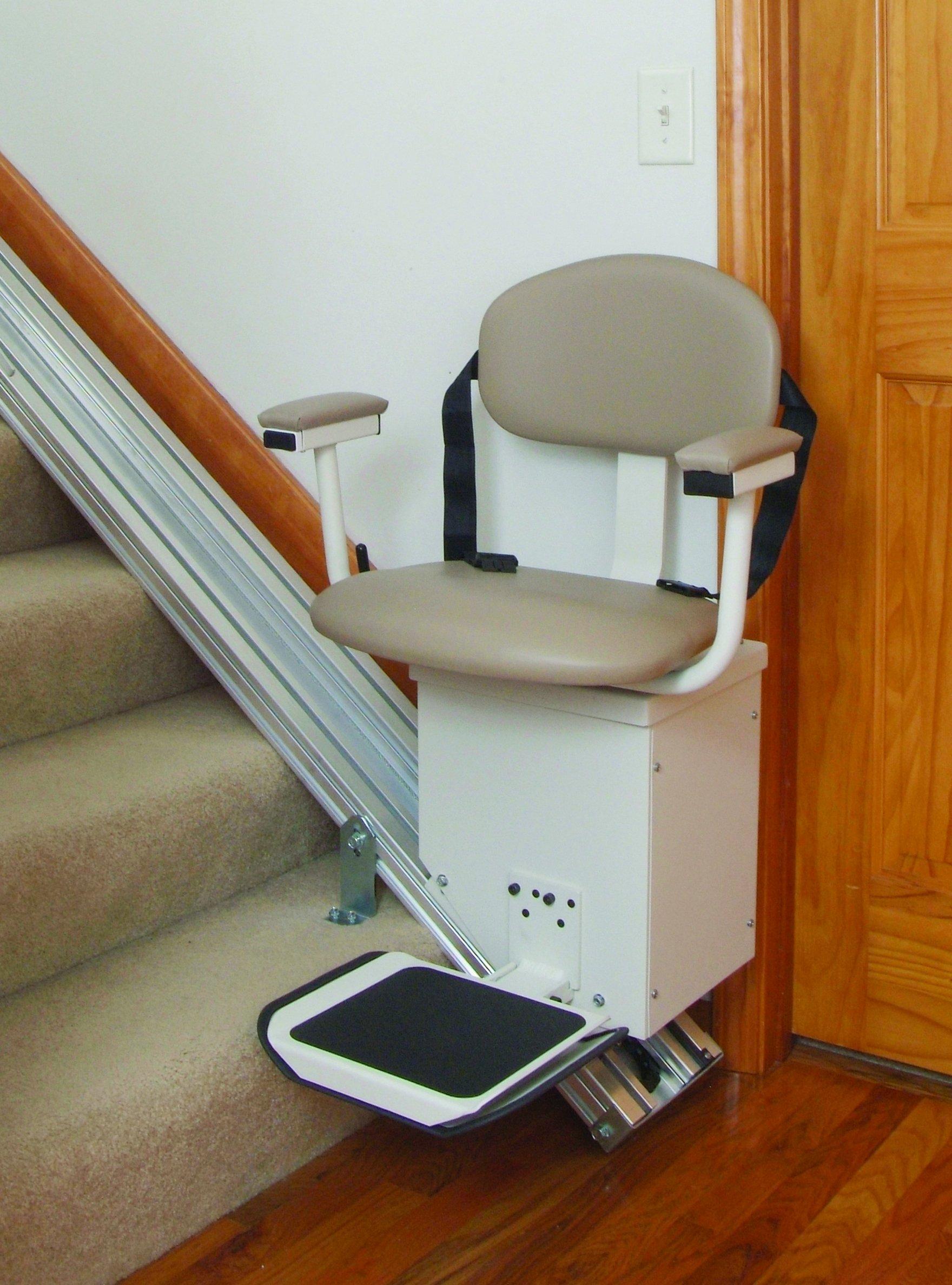 Stair Lift w/ Lifetime Warranty on Motor & Drivetrain by Harmar