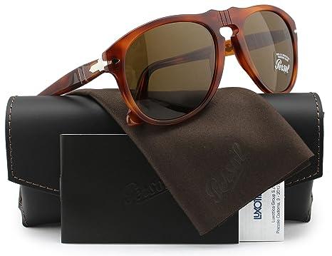 Amazon.com: Persol PO0649 Gafas de sol Luz la Habana W ...