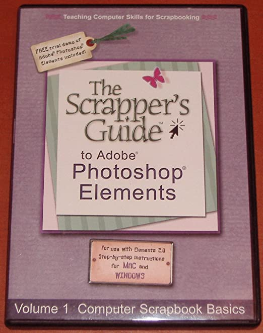 Workbook customizable handwriting worksheets : Amazon.com: The Scrapper's Guide to Adobe Photoshop Elements DVD ...