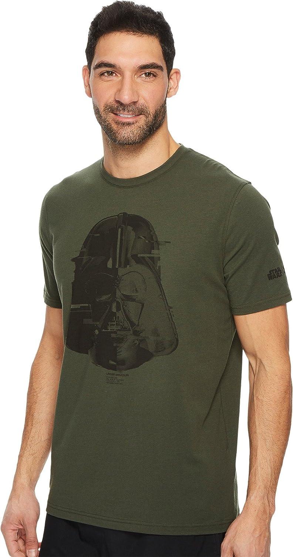 esta noche Explicación intermitente  Under Armour UA Star Wars Compression Mens Shirt Darth Vader or Storm  Trooper