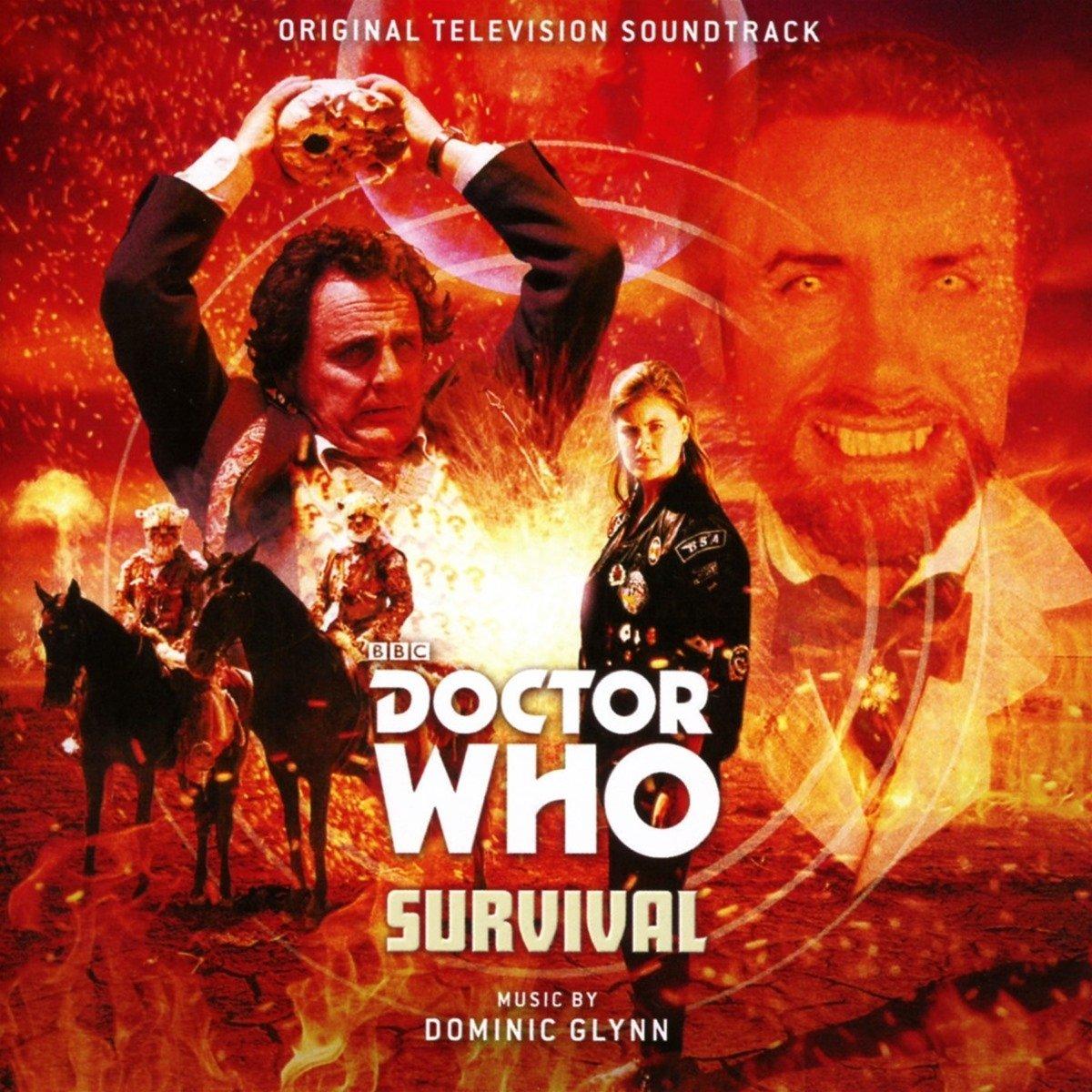Doctor Who - Survival: Aa.Vv., Dominic Glynn: Amazon.es: Música