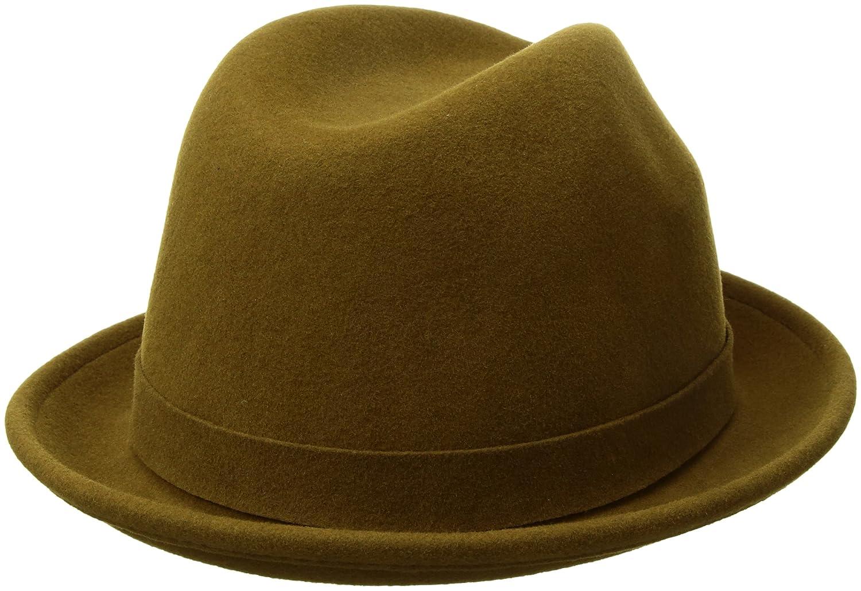 f68e0e0950807 Kangol Men s Lite Felt Player Hat at Amazon Men s Clothing store