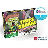 ThinkNoodle Times Square - Times Table (Multiplication, Division and Squaring) STEM Maths Game for Boys and Girls