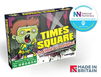Times Square - A Fast & Fun Times Tables Maths Game by ThinkNoodle ...