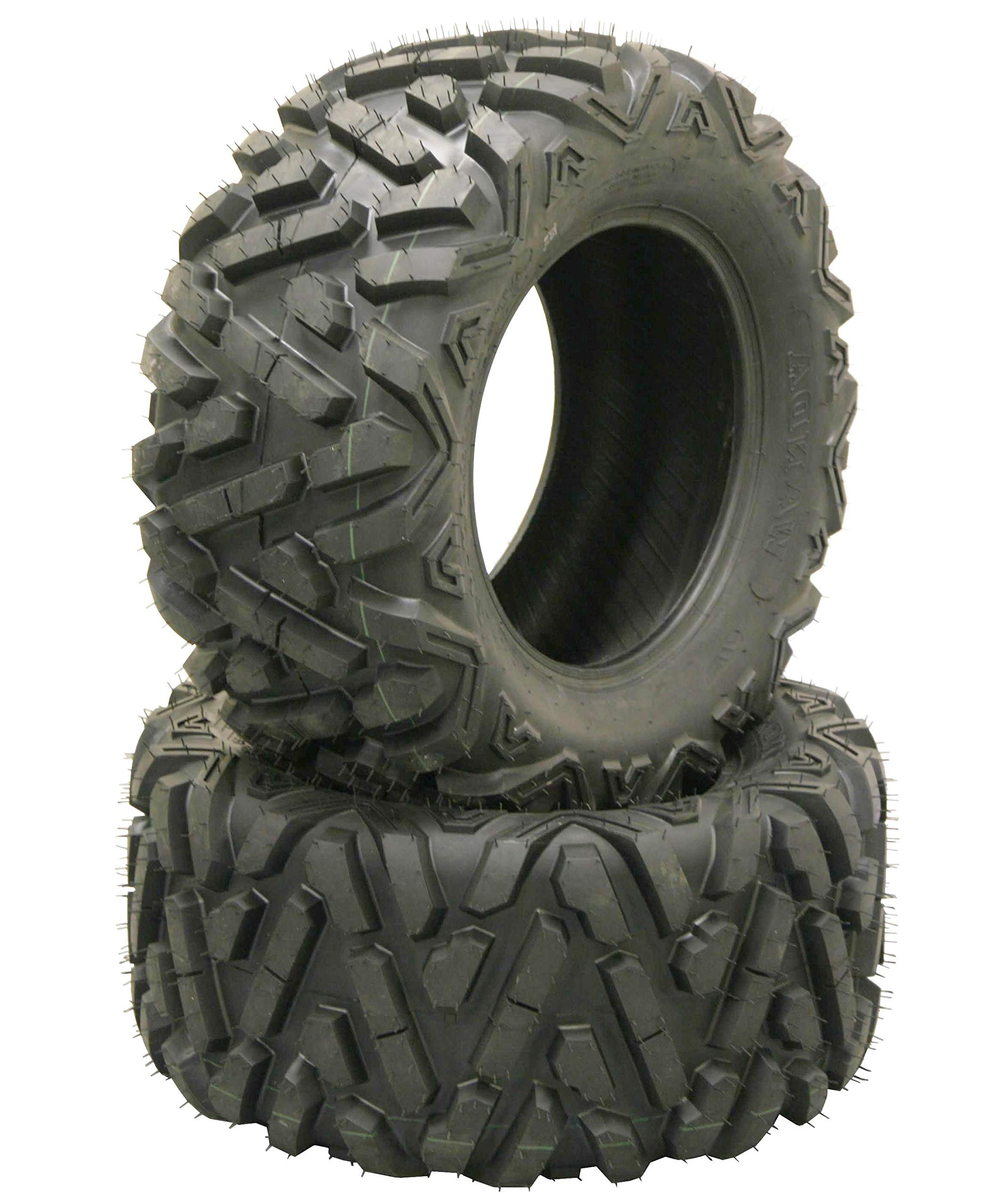 Set of 2 WANDA ATV UTV Tires 27x11-12 27x11x12 6PR Big Horn Style …
