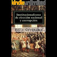 Institucionalismo de elección racional y corrupción