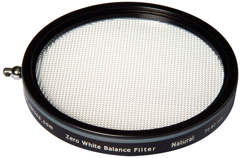 Aurora Lite Bank ZWB7282 Bal Filter 72-82mm, White