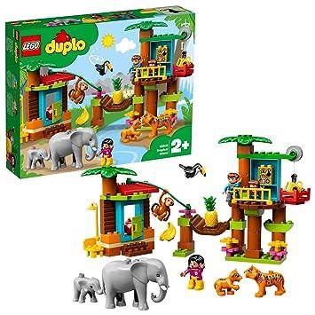 Duplo Lego® Ma Jeux L'île Tropicale De Construction10906 Ville hCtQsxrd