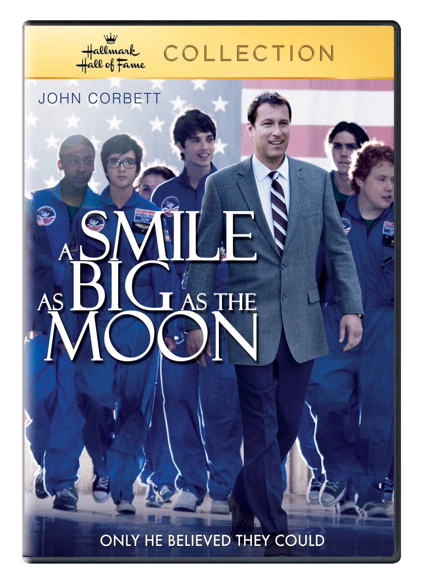 DVD : A Smile As Big As The Moon (Widescreen)