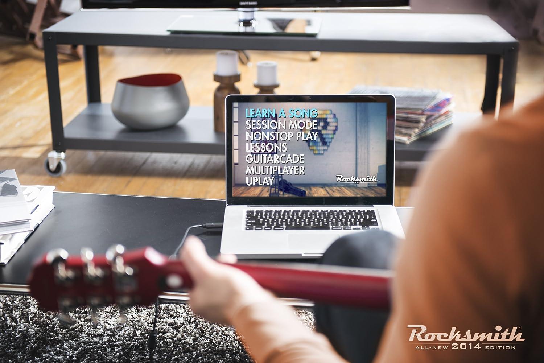Rocksmith Edition 2014 [Importación Francesa]: Amazon.es: Videojuegos