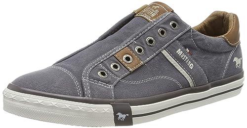 MUSTANG Herren 4072 403 20 Slip On Sneaker