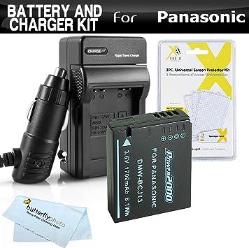 Amazon.com: Kit de Cargador para Batería y batería para ...
