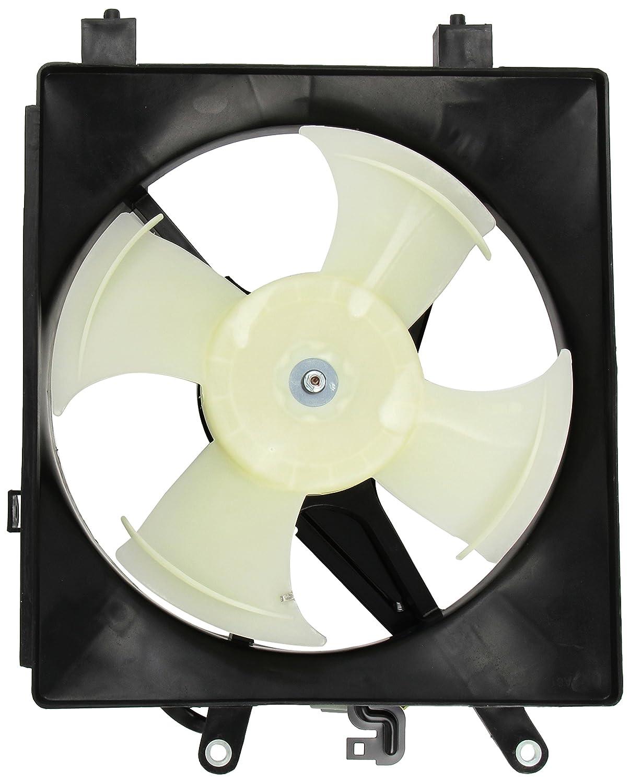 Nissens 85503 Fan, A/C condenser