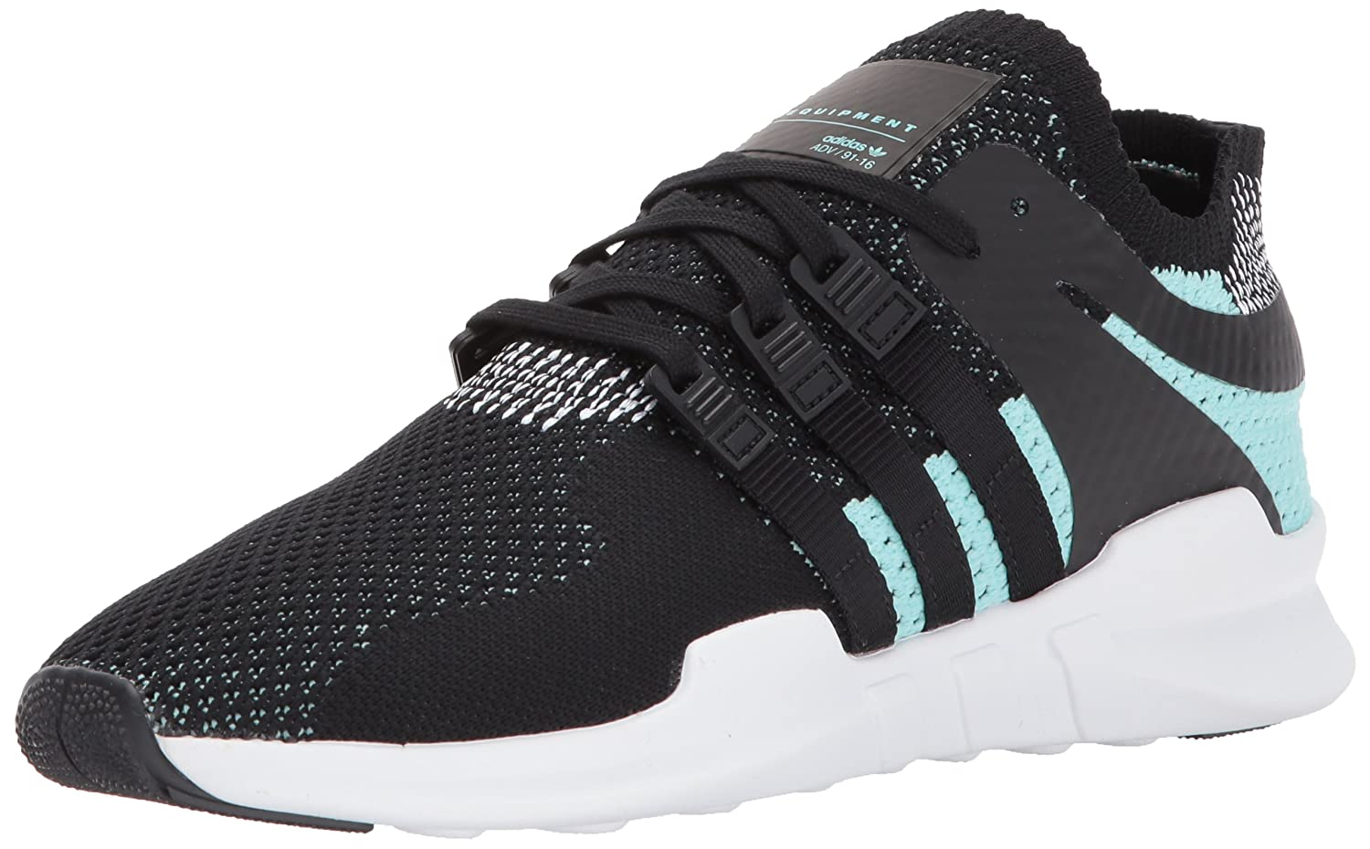 adidas Originals Women's EQT Support Adv PK W B01N1SF1SS 9 B(M) US|Black/Black/White