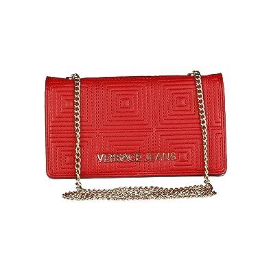 d847938d631 Versace Jeans - Sac pochette pour femme (E3VOBPH1 75351 500) - Rouge ...