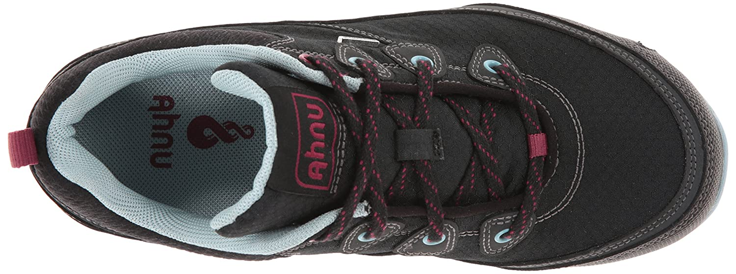 Ahnu Women's Sugarpine Hiking Shoe B00BBLZUM0 6 B(M) US|Black