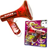 Fun Central (AU025 Multi Voice Changer - Change your voice with 8 different voice modifiers, Random Color, For Boys And Girls Of All Age, Parties, Christmas, Events - Red