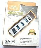 terabyte Anchor TB-1101 4 Port USB Hub (White)