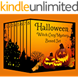 Halloween Witch Cozy Mystery Boxed Set