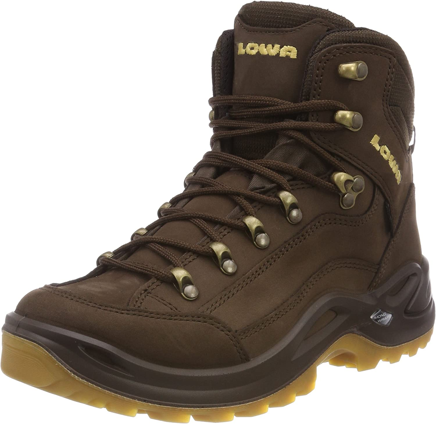 Lowa Womens Renegade Mid Gore-Tex Nubuck Boot