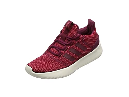 adidas Cloudfoam Ultimate, Zapatillas de Deporte para Mujer, Rojo (Rojimp/Rubmis/