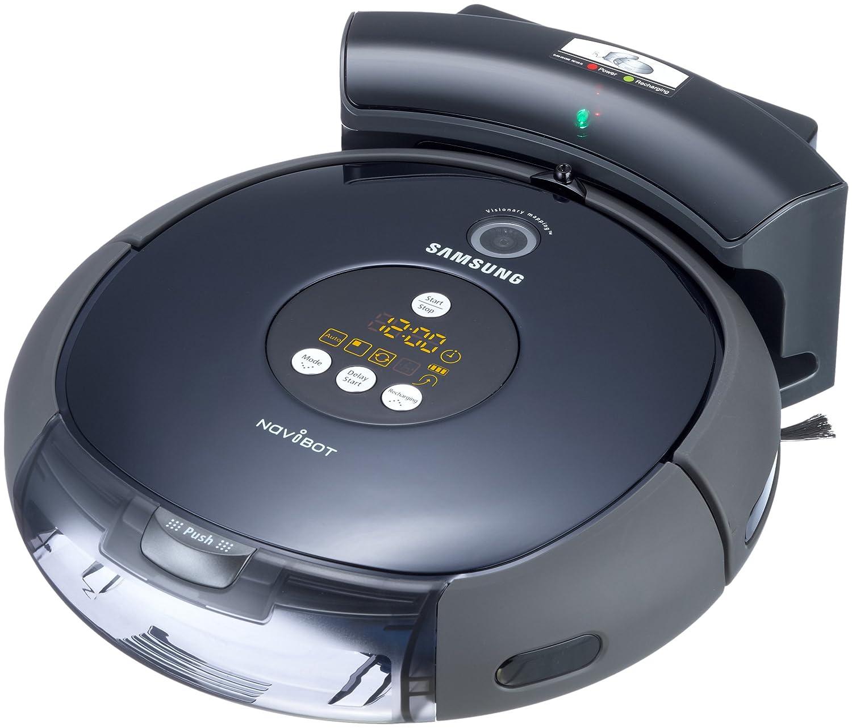 Samsung NaviBot SR8848 - Robot aspirador con filtro HEPA (7 sensores ...
