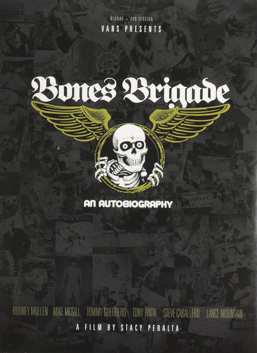 bones brigade an autobiography music credits for movies