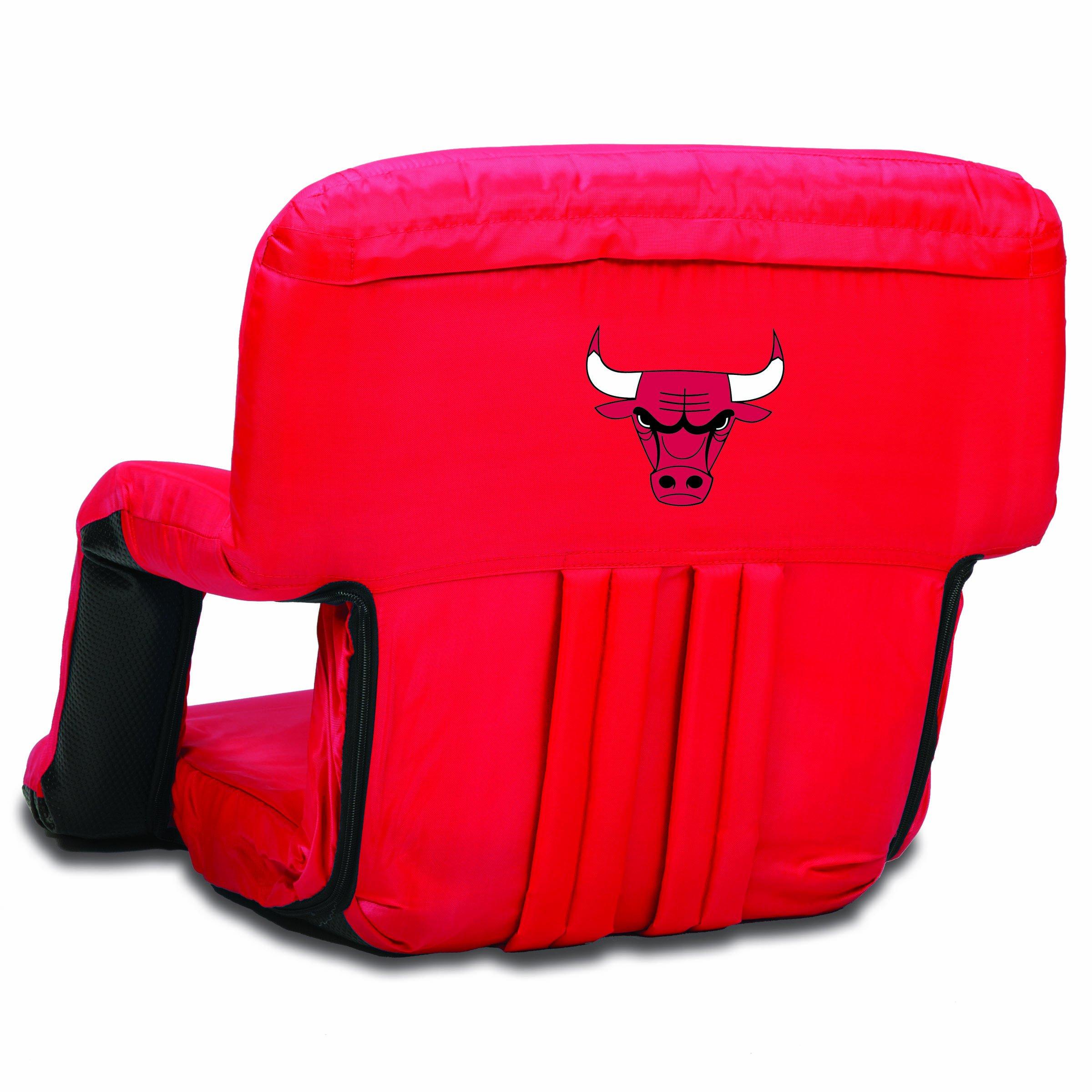 PICNIC TIME NBA Chicago Bulls Ventura Portable Reclining Seat