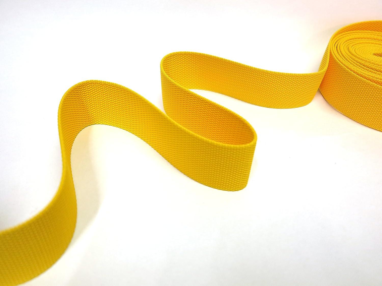 20m,30m,40m moda y accesorios // amarillo Cinta de nailon 2,0//cm 3,0//cm 5,0 cm de altura. 50m 5m,10m mochilas de varias alturas y longitudes: 2m correa para cascos bolsos