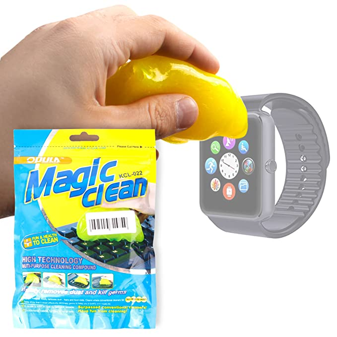 DURAGADGET Paño/Gamuza para Smartwatch Mobiper G08 / Wiseup ...