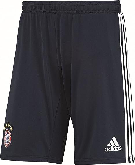 adidas TRG SHO WB Pantalón Corto de FC Bayern de Munich, Hombre