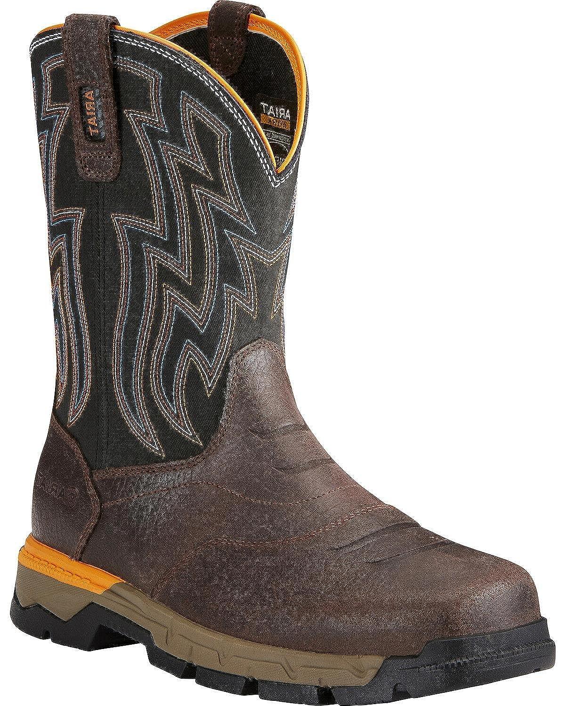 Ariat Work Men's Rebar Flex Western Work Boot REBAR Flex Western-M
