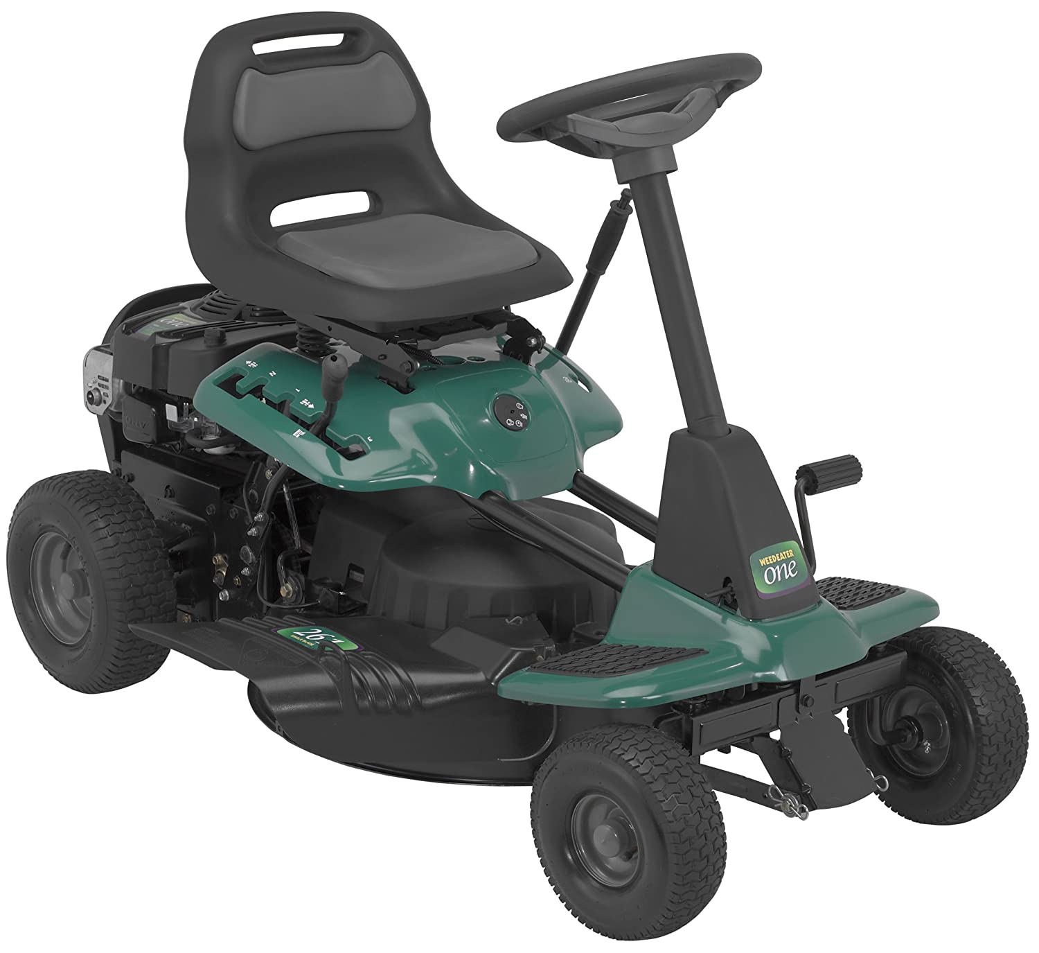 Riding lawn mower won t start - Amazon Com Weed Eater We One 26 Inch 190cc Briggs Patio Lawn Garden