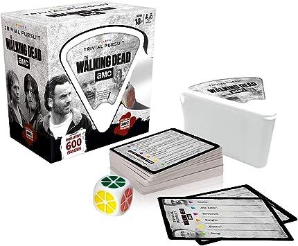 Trivial Pursuit The Walking Dead AMC: Winning, Moves: Amazon.es: Juguetes y juegos