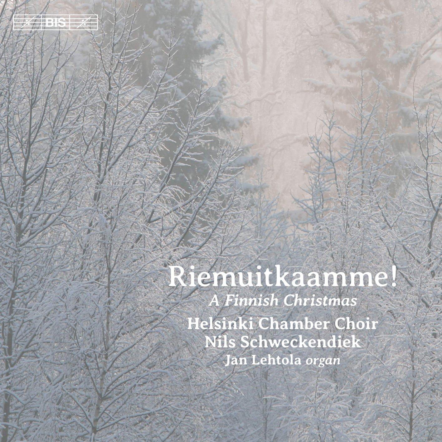 SACD : HELSINKI CHAMBER CHOIR - Finnish Christmas (Hybrid SACD)