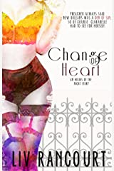 Change of Heart: An Hours of the Night Story Kindle Edition
