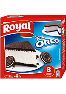Royal - Tarta Oreo - No Horno, ...
