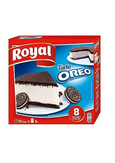Royal - Tarta Oreo - No Horno, 215 g