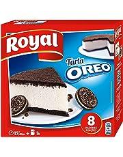 Royal Tarta Oreo No Horno - 215 g