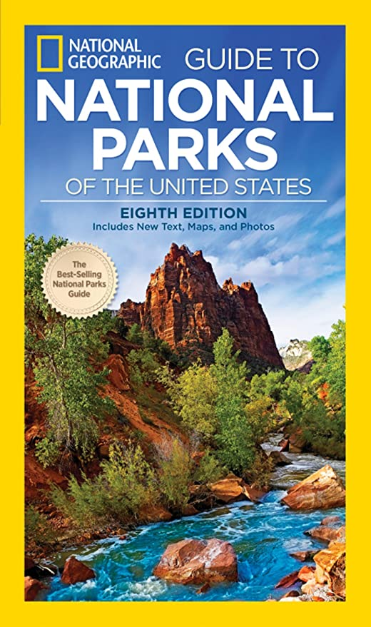 Amazon.com: National Geographic Guide to National Parks of ...