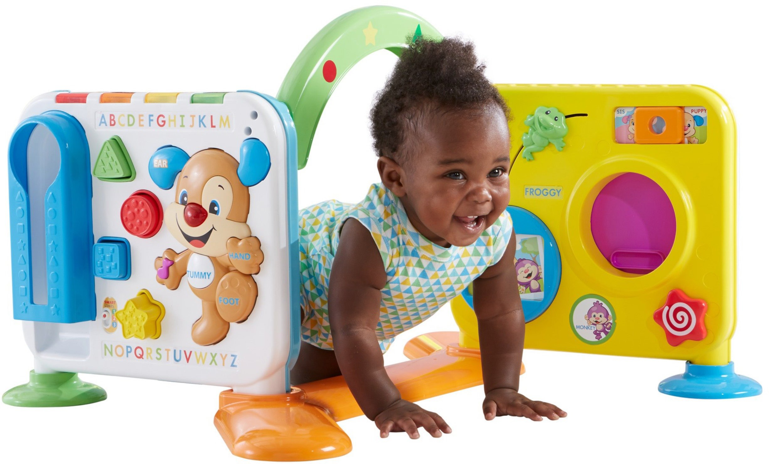 Fisher-Price Laugh & Learn Crawl-Around Learning Center by Fisher-Price (Image #2)