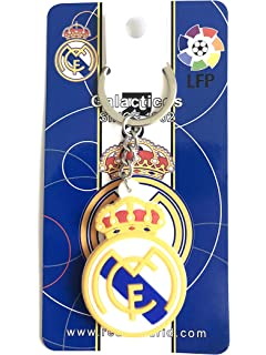 Amazon.com : Keychain BOTTLE OPENER REAL MADRID : Sports ...