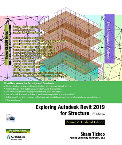 Autodesk Revit 2019 Architecture eBook: Munir Hamad: Amazon