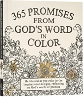 365 promises from gods word in color scripture and coloring pages