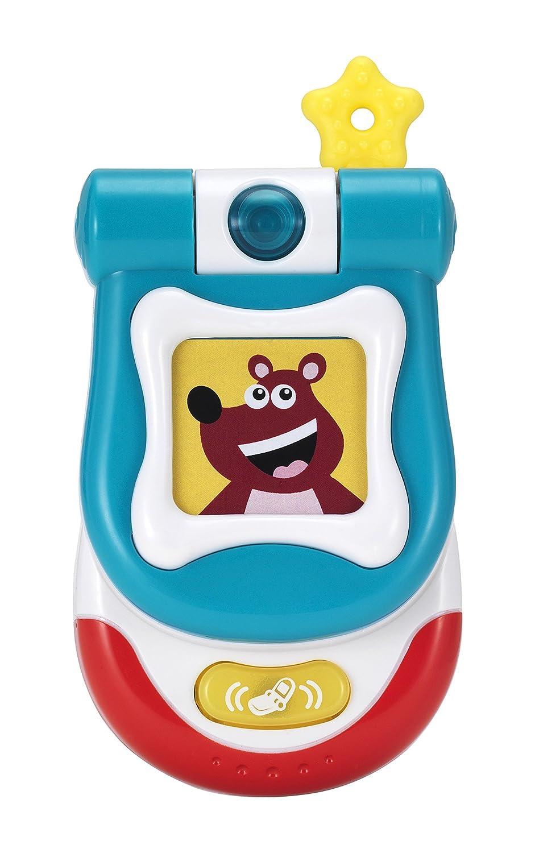 Import WinFun Baby Genius My Flip Up Sounds Phone Winfun Toys 0618BG