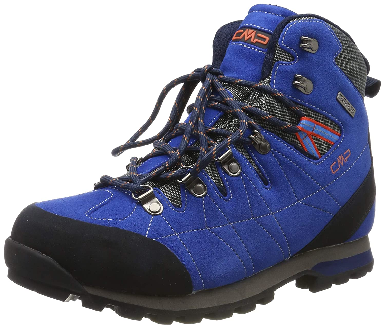 Turquoise (Indigo L876) CMP Arietis, Chaussures de Randonnée Hautes Homme 42 EU